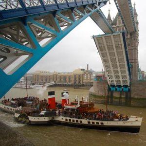 Waverley and Tower Bridge