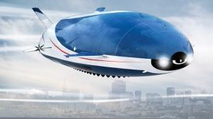 concept aeros airship