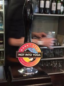 Yogic beer